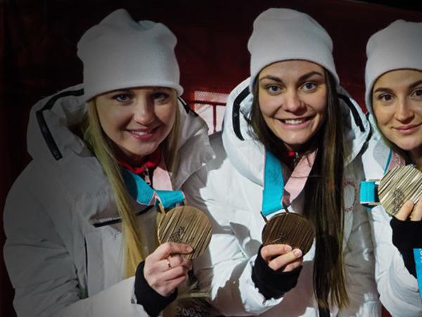 Россия в Пхенчхане - 17 медалей, 13-е место. В Сочи были первые с 29 медалями