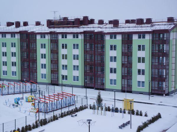 Получено разрешение на ввод в эксплуатацию ЖК «Образцовый квартал 2»