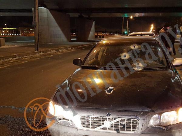 Стрельба у Володарского моста началась с телефонного звонка женщины