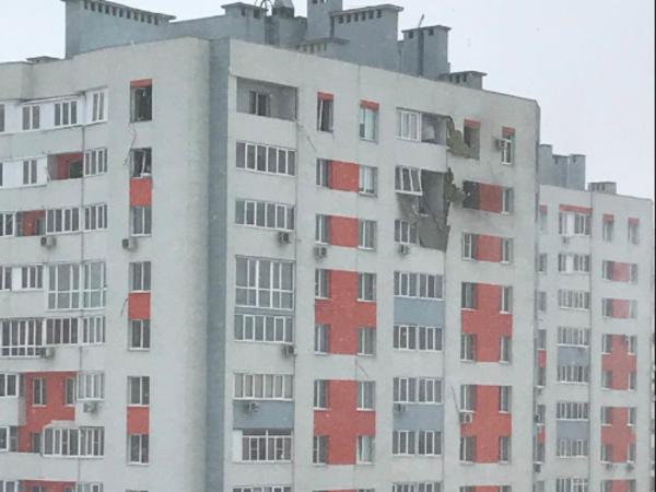 В Самаре в жилом доме взорвался газ