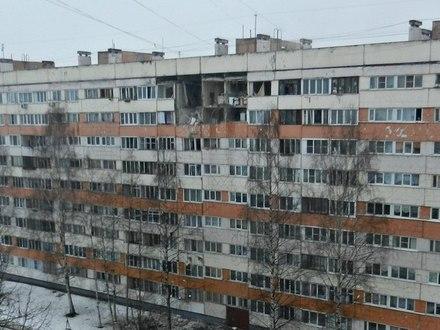 Очевидцы: На Народного Ополчения произошло обрушение в жилом доме