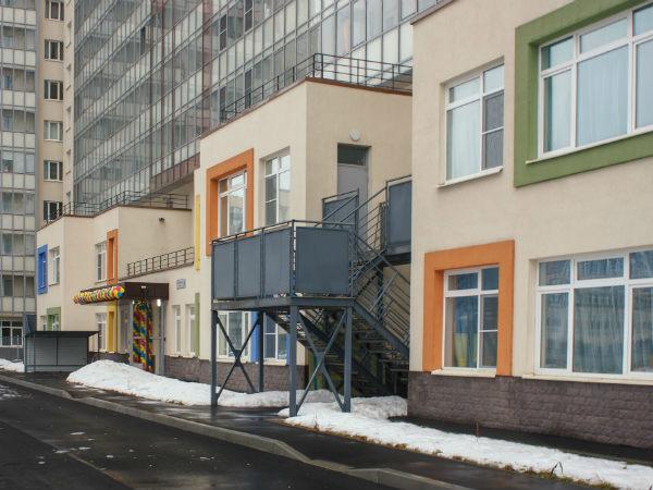 Компания «Полис Групп» открыла детский сад ЖК «Мой город»