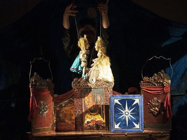 В «Золотые купола» приезжала Золушка
