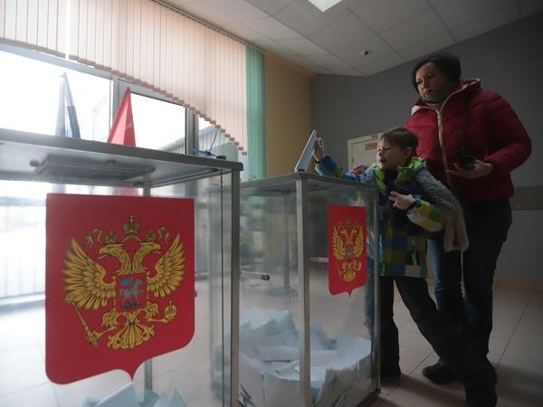 Член комиссии в Приморском районе нашёл себя сразу в двух списках избирателей