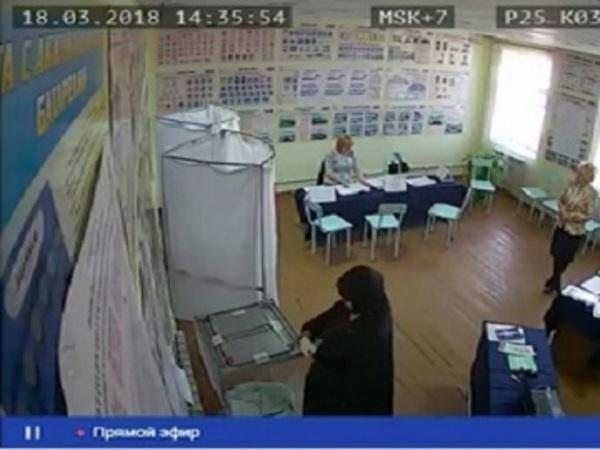 В МВД РФ назвали количество уголовных дел, связанных с выборами