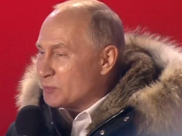 Владимир Путин спросил Манежную про обреченность