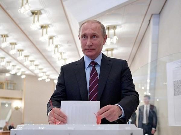 Честность. Стабильность. Путин