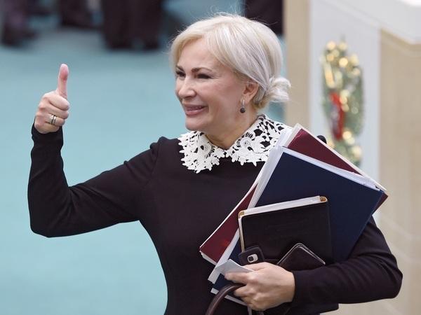 Сенатор от Крыма Ольга Ковитиди: Крымчане умеют любить