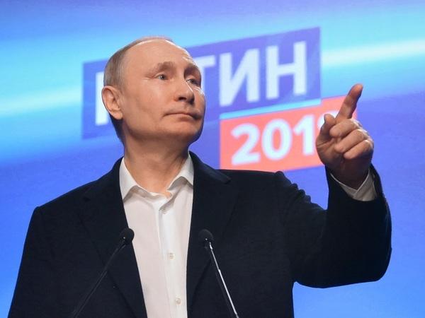 Путин будет президентом — спасибо Англии за это