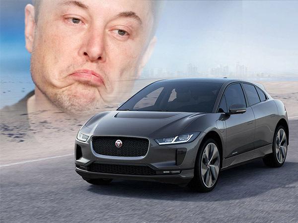 Над Jaguar нависла тень Tesla
