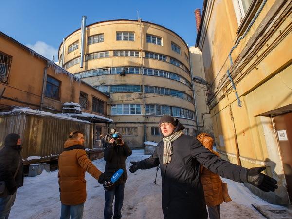 RBI открывает пространство Левашовского хлебозавода