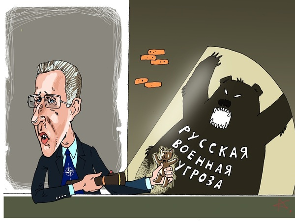 «Это не блеф», – сказал Путин. «Мы поняли», – ответил Запад