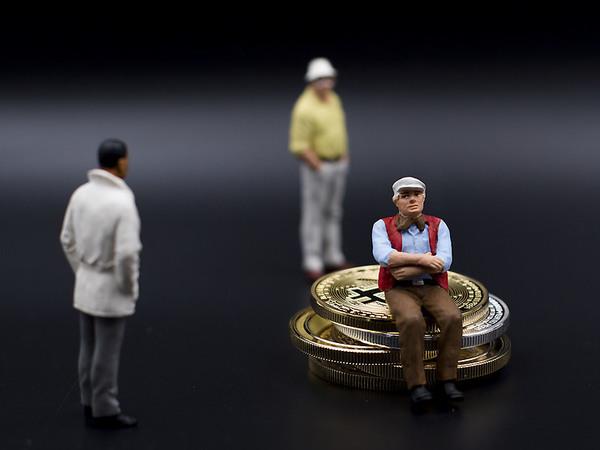 Законодательная криптовалютная коррупция