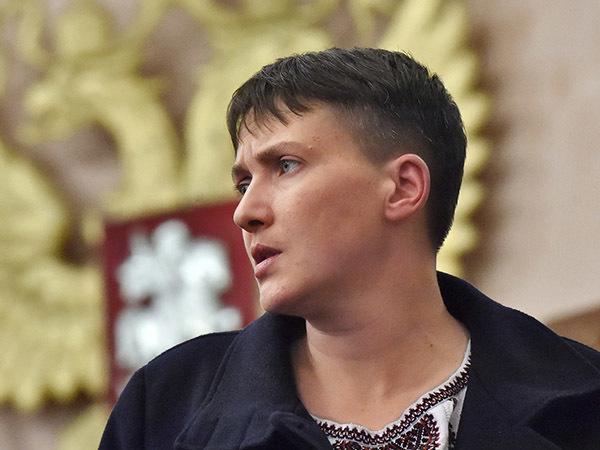 Надежда Савченко: Из украинской героини во врага государства