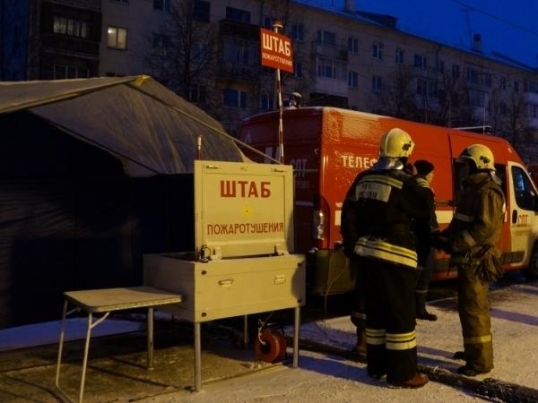 Число погибших из-за пожара в Кемерово увеличилось до 53 человек
