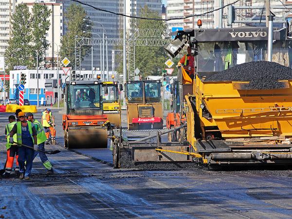Где будут ремонтировать дороги в 2018-м
