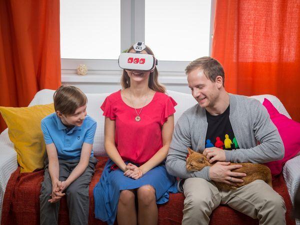 «Группа ЛСР» приглашает на премьеру VR-фильма «Новоселье»