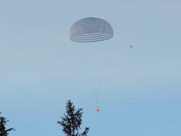 В Швеции протестировали, как российская научная станция приземлится на Марс