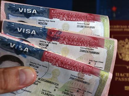 Как получить американскую визу не в Петербурге