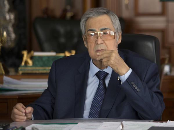 Аман Тулеев ушёл в отставку