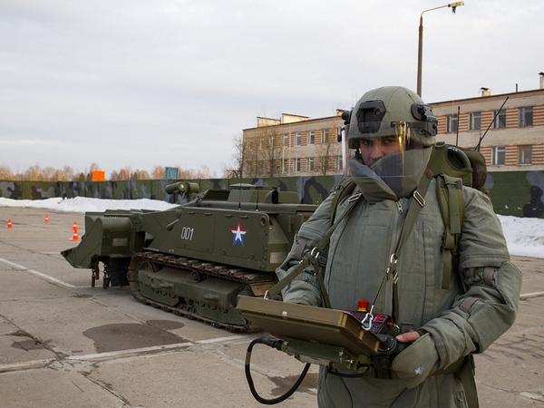 СМИ: В параде Победы впервые примут участие роботы