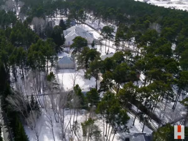 Навальный показал лесную резиденцию Амана Тулеева