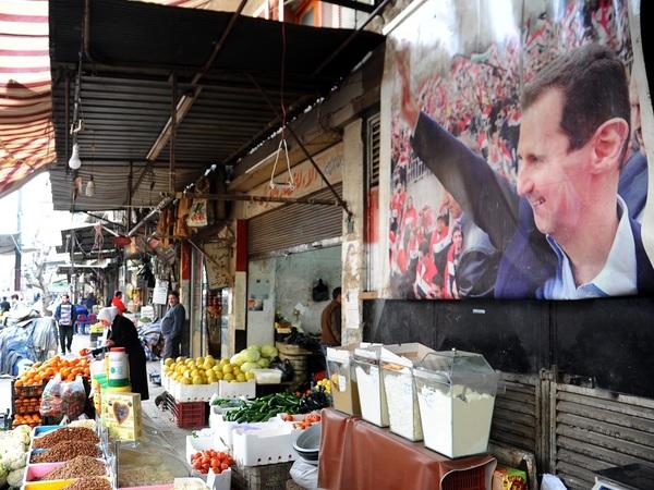 «В Дамаске никто не боится Америки»