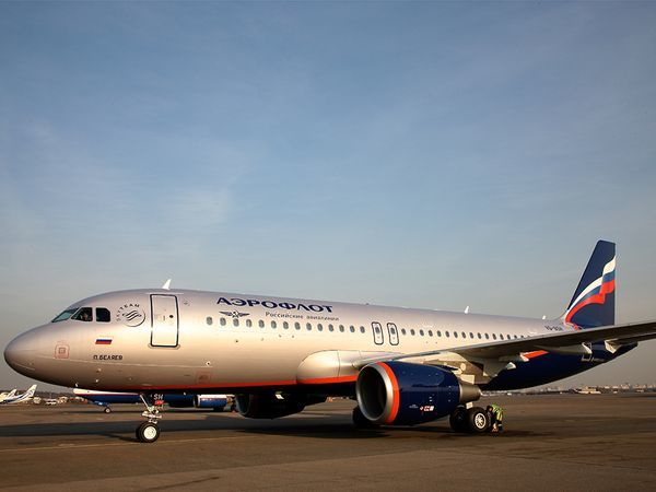 Аэрофлот возобновил рейсы в Каир