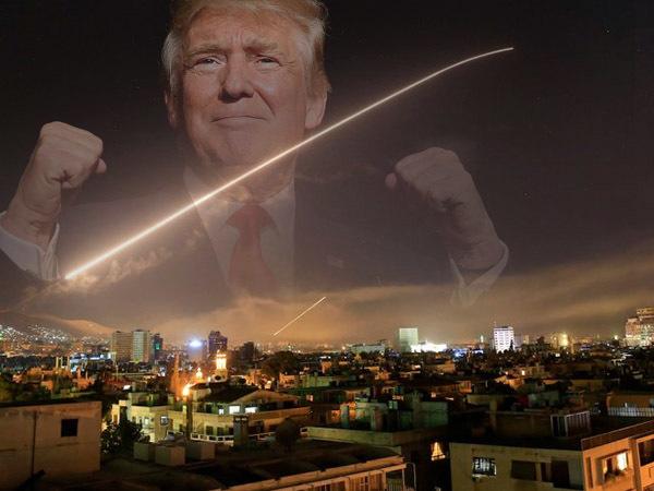 Трамп не соврал, они прилетели