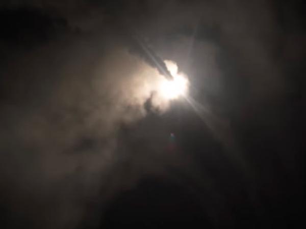 США показали видео пуска ракет по Сирии