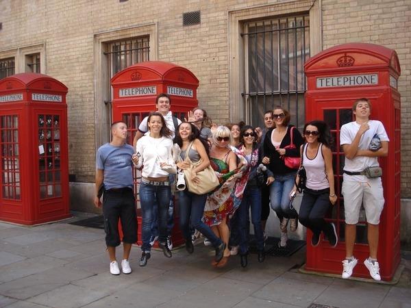 Не все вернутся из Лондона