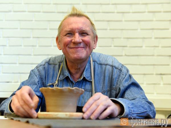 Олег Гаркуша сменил профессию, чтобы помочь детям