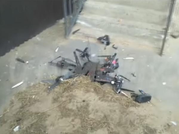 «Почта России» прокомментировала крушение беспилотника с посылкой