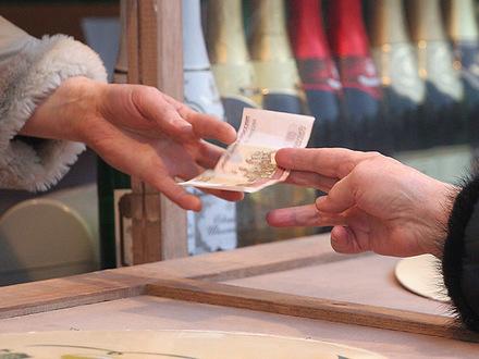 Цены догоняют рубль