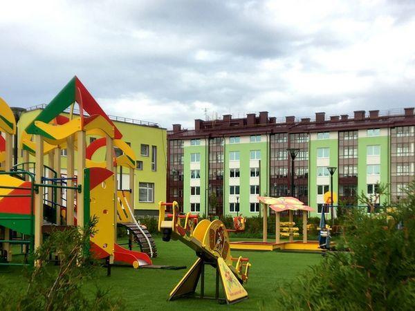 В Пушкине начал строиться «Образцовый квартал 4»