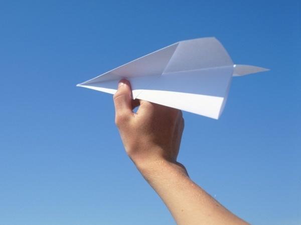 Солнце, ветер, самолеты. Телеграм