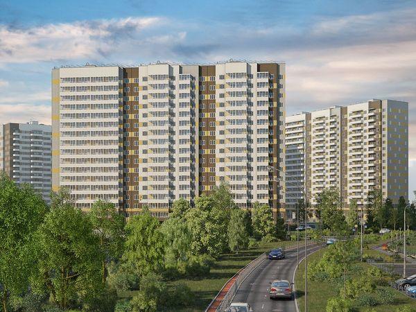 Открыто бронирование квартир в новом жилом комплексе ЦДС «Северный»