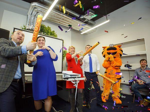 Компания «Эталон ЛенСпецСМУ» открыла новый офис продаж на набережной Невы