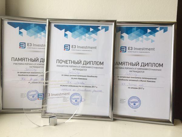 Три проекта Setl City вошли в ТОП-20 инвестиционно привлекательных ЖК Петербурга