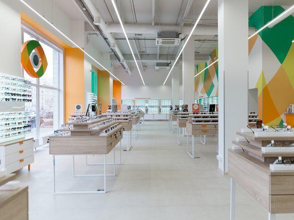 «Счастливый взгляд» замахнулся на крупнейший центр оптики в России