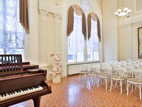 Блокадная музыкальная школа готовится к 100-летнему юбилею