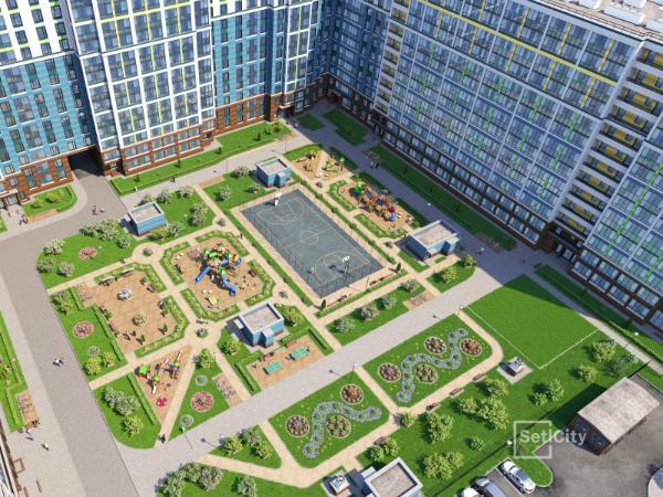 «Петербургская Недвижимость» расширила выбор квартир в ЖК «Облака на Лесной»