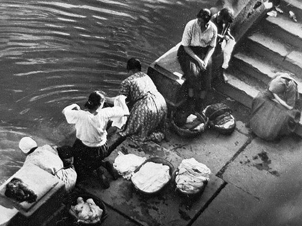 Можно ли стирать белье в реках и каналах Петербурга