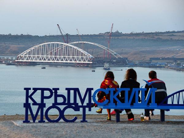 Как Крымский мост передадут Украине: не съем, так понадкусываю