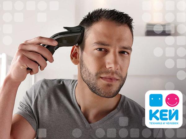 Инструкция по стрижке волос машинкой для начинающих от экспертов КЕЙ
