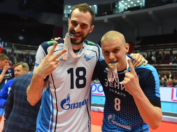 Играли «Зениты», а победил «Газпром»