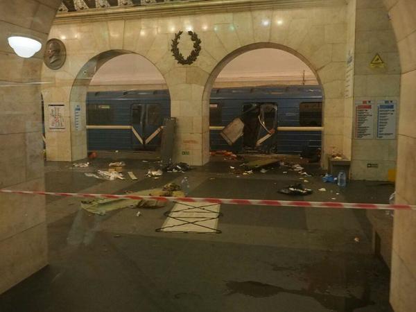 Что показал теракт в метро Петербурга