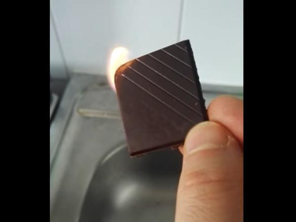 Роскачество: Шоколад должен гореть