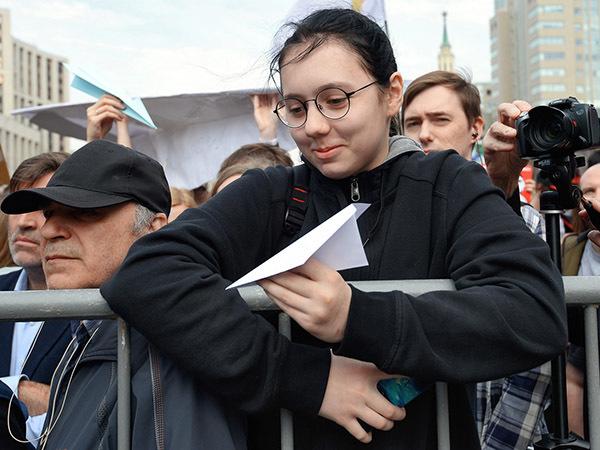 В защиту Telegram вышли 12 тысяч москвичей