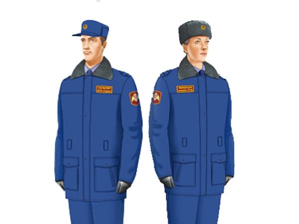 Ведомственную охрану оденут в унисекс